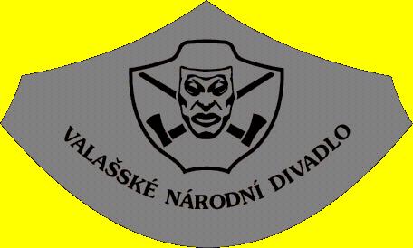 Valašské Národní Divadlo - logo
